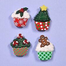 Vestirla Botones Navidad Cupcakes 7474-Adorno-Navidad
