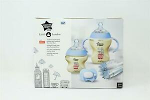 Tommee Tippee - Little London PPSU Gift Set 0m+ - Boy - New Sealed Boxes