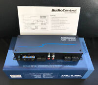 AudioControl ACM-4.300 4-Channel Micro Amplifier Compact 600 WATTS Class D LC2I