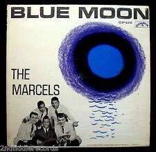 THE MARCELS-BLUE MOON-A Gorgeous Original Issue Doo Wop Album-COLPIX #CP 416