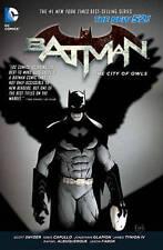 Batman Volume 2: The City of Owls Paperback  Graphic Novel
