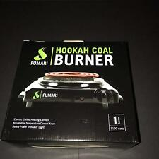 Fumari Hookah Coal Burner Hookah Burner Fast Burning