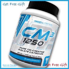 Cm3 Tri Creatine Malate Powder Trec Nutrition 500g Grapefruit