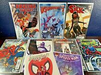 First Lot SPIDER-MAN AMAZING FANTASY 1st Appearance Corazon Spider-Men Miles II
