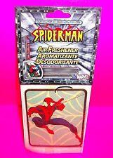 Rare VTG ULTIMATE SPIDER-MAN 2001 Marvel Comics CAR AIR FRESHENER PlastiColor