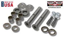 Front Steel Top Spindle Bolt King Pin Set For 1937 1941 Ford Made In Usa Fits 1939 Ford