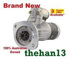 Starter Motor For Nissan Patrol GQ  GU Y60 RD28T  2.8L Diesel