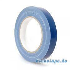 Gaffa Gewebeband Blau 19mm x 25m Steinband Panzertape Gaffer UV beständig 300µ