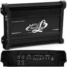 Amplificateur a deux canaux Lanzar Htg257 1300 watts RMS 00 Max portes et