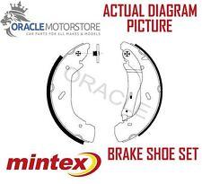 NEW MINTEX REAR BRAKE SHOE SET BRAKING SHOES GENUINE OE QUALITY MSP284