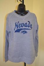 New - Nevada Wolfpack Womens XLarge (XL) Gray Sweatshirt by J. America