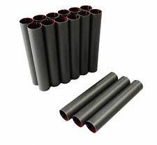 15 Schaumrollen Form Antihaft-beschichtet Teflon Cannoli 8 cm x 1,3cm cannoncini