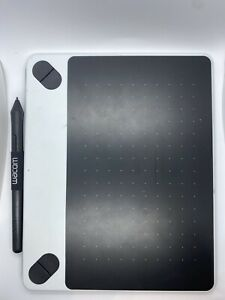 Wacom Intuos Draw CTL-490 WHITE Creative Pen Digital Touch Tablet CTL-490/W