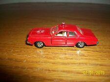 Vintage Tomy (Tomica) Pocket Cars  # F 8.9.10.18 Dodge Coronet Custom