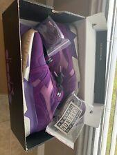 Diadora N9000 x Packer x Raekwon Purple Tape Sz 9.5- signed by Raekwon!! Wu-Tang