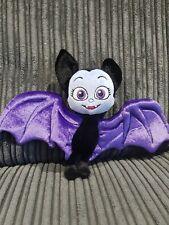 DISNEY STORE Plush VAMPIRINA Soft Plush Bat Rare