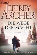 JEFFREY ARCHER | Die Wege der Macht | Die Clifton Saga (Band 5) (Buch)