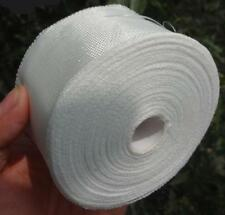"US Stock 2 Rolls Fiber Glass Fabric Fiberglass Cloth Width 2"" Length 82 feet"