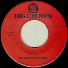 Lee Fields & the Exp - Wake Up / You're What's Needed in My Life [Used