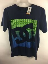 DC Trademark T-Shirt Graphic Tee Multicolor Size Small NWT