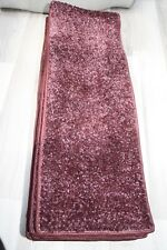 24x8.50inches(61x22cm) X12 SOFT LUXURY WINE COLOUR STAIR PADS   #5123