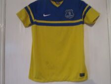 Everton 2012-2013 Away Football Shirt 13-15 Years /43285