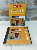 Collins Spanish Language Phrase Book And Dictionary With audio Cd