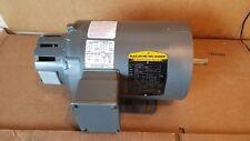 Baldor Inverter Drive 1/3 HP AC Motor IDNM3435 35T995-1709G1