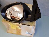 MAZDA 6 N/S Passenger Side LH Door Mirror NEW GENUINE 2007 /12