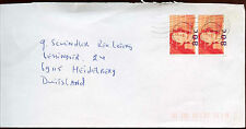 Netherlands 1993 Cover To Germany #C14452