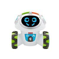 Fisher-Price Mattel FKC35learning robot Movi, German user interface