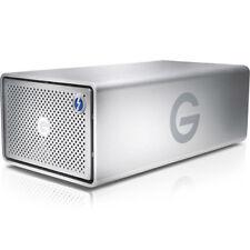 G-Technology G-RAID 8TB 2-Bay Thunderbolt 3 RAID Array (2 x 4TB) G-Tech USED