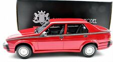 MODELLINO AUTO SCALA 1/18 ALFA ROMEO 75 LAUDORACING CAR MODEL MINIATURE MODELL