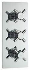 Hudson Reed  Triple Concealed Thermostatic Shower Valve With Diverter  KRI3023