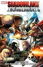Shadowland: Thunderbolts Hardcover