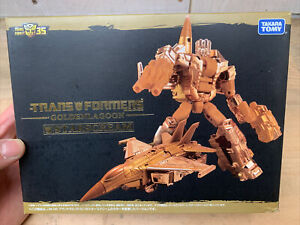 Takara Tomy Transformers Golden Lagoon Star Scream Exclusive 35th Brand New
