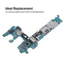 Motherboard Mainboard Scheda Madre Ricambio Per Samsung Galaxy Note 4 N910F 32GB