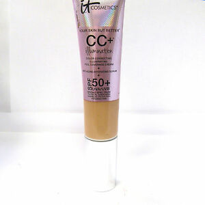 iT Cosmetics CC+Illumination Color Correcting Coverage Cream Light 1.08 oz