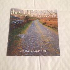 The Chieftains - Wide World Over (A 40 Year Celebration, 2003) CD Irish Folk