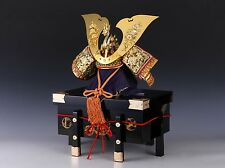 Samurai Helmet -A Replica of National Treasure Style- Beautiful Vintage Kabuto