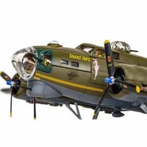 Corgi Aviation 1:72 AA33320 B-17G-25-BO Flying Fortress Snake Hips (BNIB)