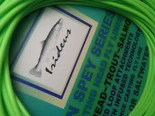 Shooting Head fly line running fly line sink tip Irideus 6 wt Fly Fishing