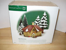 Department Dept 56 Original New England Village Apple Valley School 56.56172