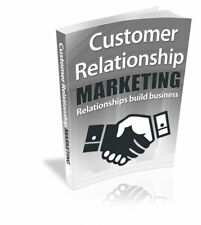 Customer Relationship Marketing eBook Pdf With Resell Rights