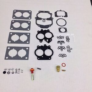 CARTER BBD 2 BARREL CARBURETOR KIT 1977-1990 AMERICAN MOTORS JEEP 258 (6) ENGINE