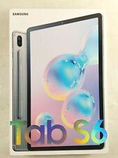 NEW Sealed Samsung Galaxy Tab S6 SM-T867 128GB, Wi-Fi + 4G (T-Mobile) 10.5 Gray