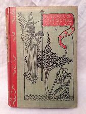 Walter Crane / H C Beeching - The Book of Christmas Verse - 1st/1st 1895 Methuen