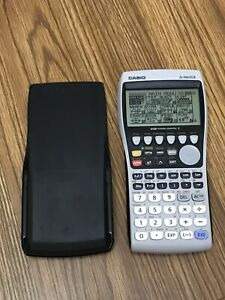 Casio - FX-9860GII - Graphing Calculator - Works Great