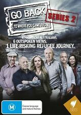 Go Back To Where You Came From : Series 2 (DVD, 2012)