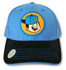 "WWE WRESTLING ""LITTLE JIMMY"" BLUE/BLACK BASEBALL CAP HAT NEW OFFICIAL R TRUTH OS"